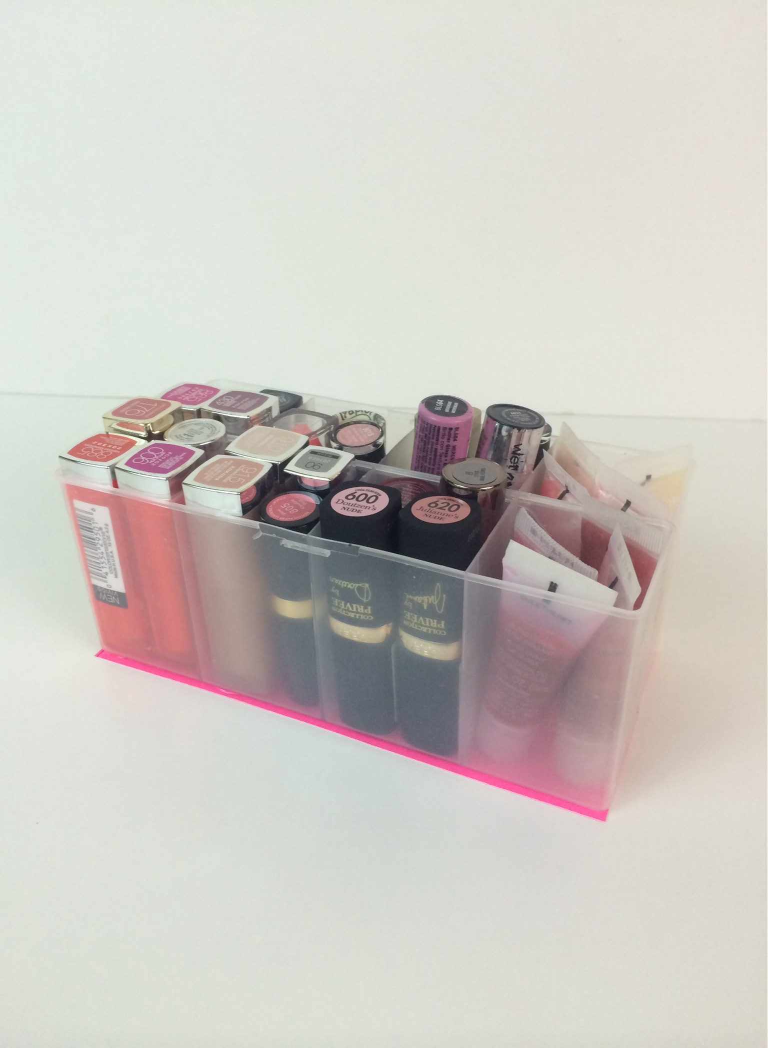 Diy lipstick holder and organizer lipstickholderdiyeg solutioingenieria Gallery