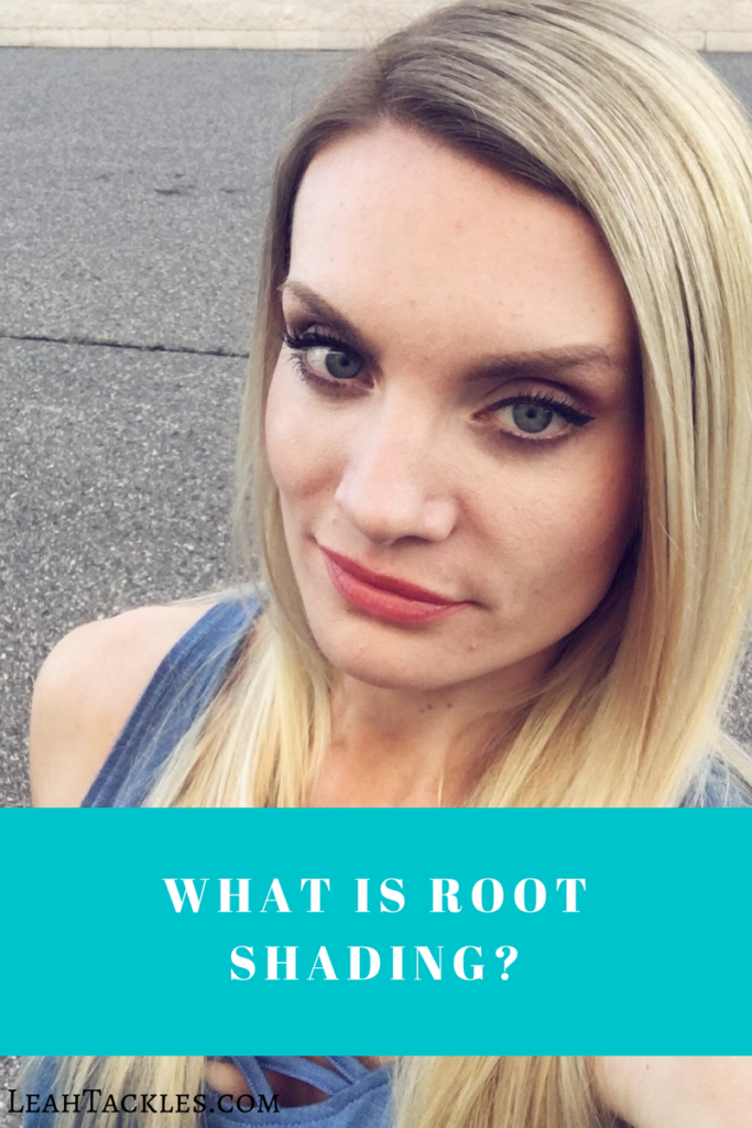 What Is Root Shading Fall Ready Hair Color